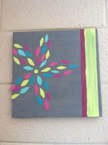 Cute DIY Craft Canvas