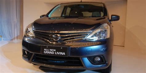 Grill Racing Nissan Livina 2007 2013 all new nissan grand livina kenyamanan setara sedan merdeka