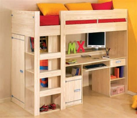 Tesco High Sleeper by Buy Gami Skipper High Sleeper Bed Frame With Desk In Ash From Our Single Beds Range Tesco