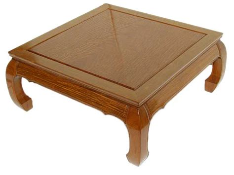 coffee table curved heavy leg