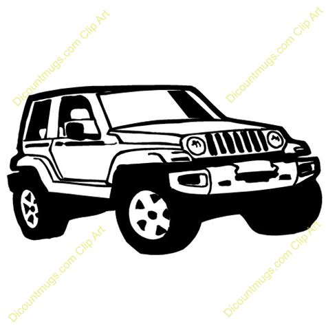 jeep mudding clipart jeep clipart black and white clipart panda free