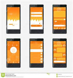 Mobile Application Template by Mobile Application Design Template Www Pixshark