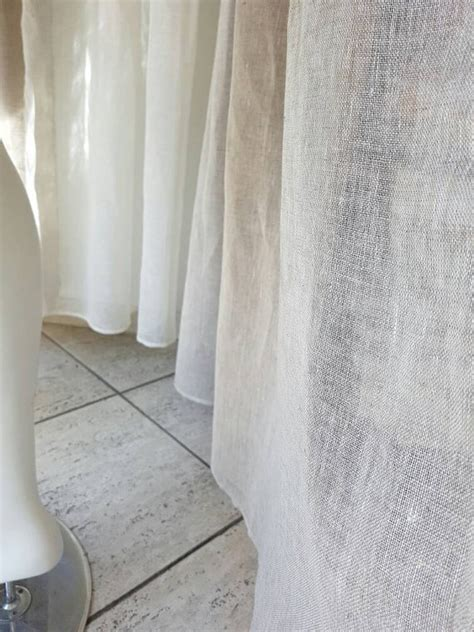 sheer linen curtain fabric sheer linen fabric by the meter linen for curtains