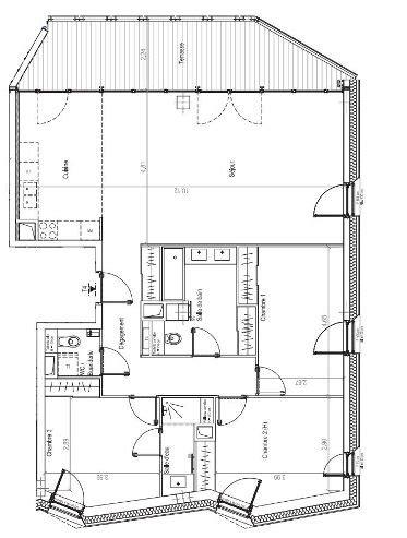 Appartement Loi Duflot Lyon (69) - Hikari