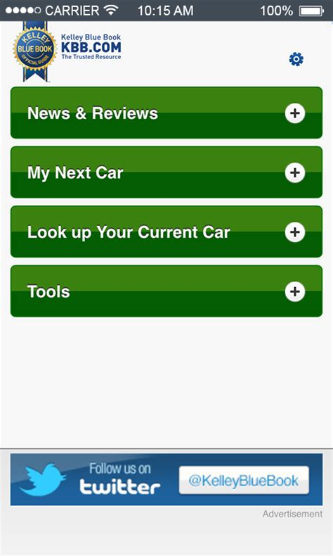 kbb car prices reviews android apps on play