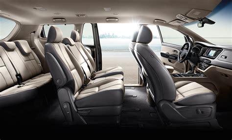 Interior Kia Sedona 2016 Kia Rondo 2017 2018 Best Cars Reviews