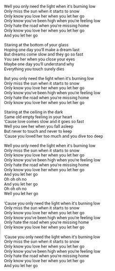 let it go frozen testo let it go frozen song lyrics go back gt gallery for