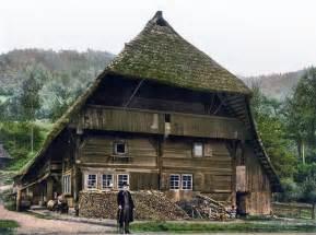 Old Farm House File Schwarzwaelder Bauernhaus Um 1900 Jpg Wikimedia Commons