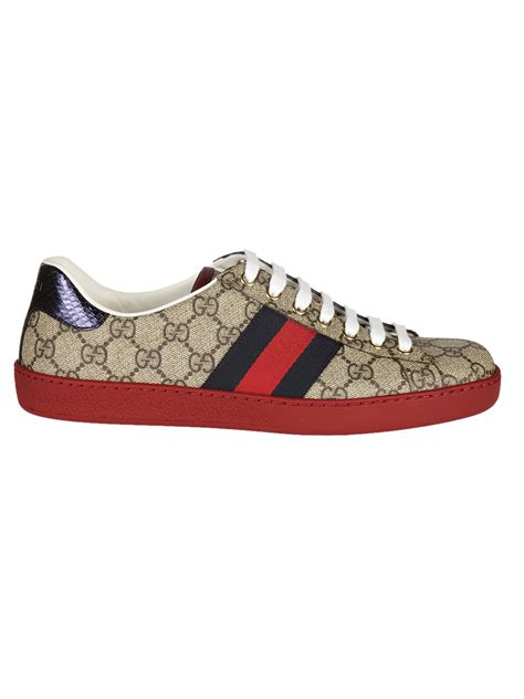 Gucci Shoes Sale gucci gucci ace gg supreme sneakers beige s sneakers italist