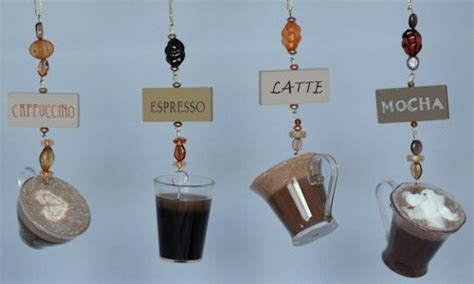 how to create a coffee lovers christmas tree christmas