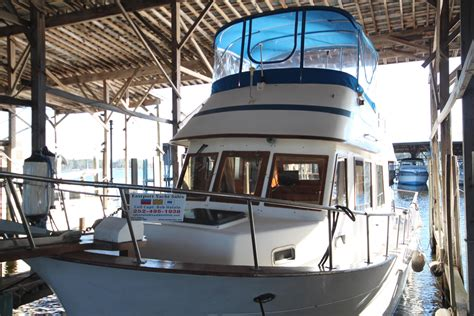 cabin boats for sale nc 1988 marine trader 34 double cabin power boat for sale