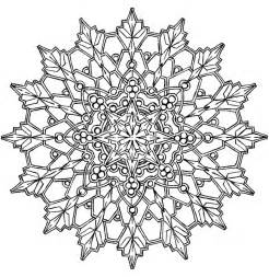 printable kaleidoscope coloring pages for adults free coloring pages of kaleidoscope
