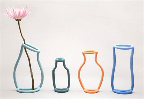 empty vase for when you want to kill your flowers technabob