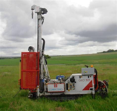 bureau etude geotechnique unisol tout pour le forage