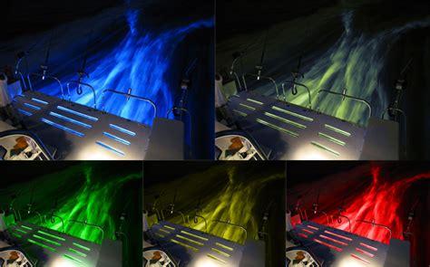 underwater boat lights australia 4 x 36w rgb marine underwater led boat lights multi colour