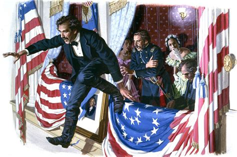 what happened to wilkes booth after he lincoln 150 years ago abraham lincoln was historians still