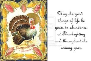 thanksgiving greeting card quotes quotesgram