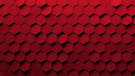 abstract hexagon geometry background  render  simple