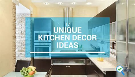 unique kitchen decor ideas 17 unique kitchen decorating ideas get inspired with