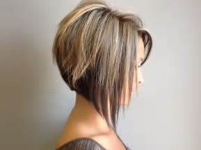 bob hairstyle pictures back and sides side view of graduated bob haircut cute short haircut