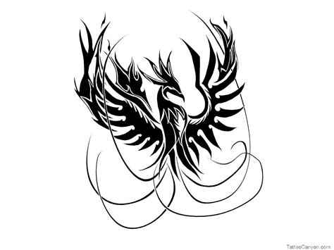 fire phoenix tattoo designs tattoos photos free clipart best