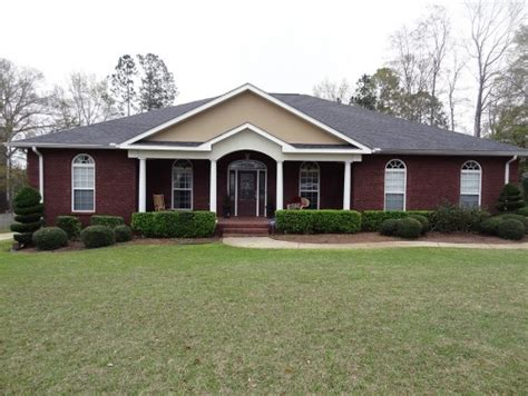 brick ranch curb appeal brick home curb appeal
