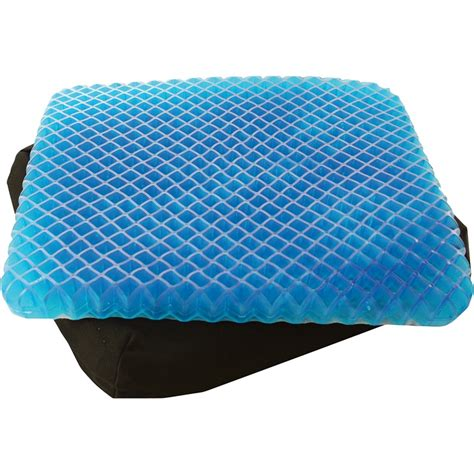 gel seat cusion 5 seat cushions to relieve point of contact pressure