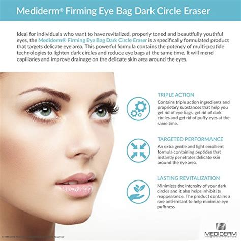 best eye treatment best eye bags circles treatment
