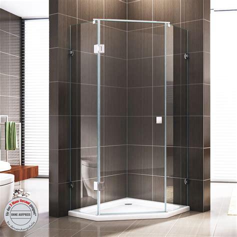 bernstein badshop bernstein f 252 nfeckdusche duschkabine duschabtrennung glas