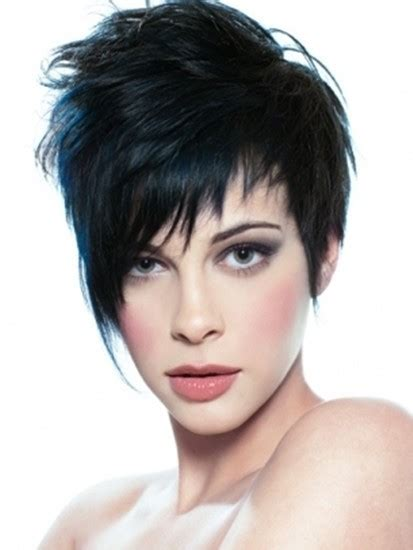 cortes de pelo corto para pelo lacio 2013 dark brown hairs modela tu cabello cortes de cabello corto con flequillo lacio