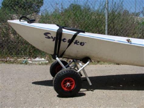 aluminum kayak jon boat canoe gear dolly cart trailer carrier trolley wheels  ebay