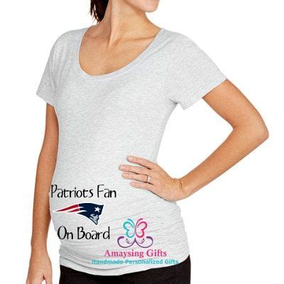 future patriots fan maternity shirt 17 best s day gifts images on maternity