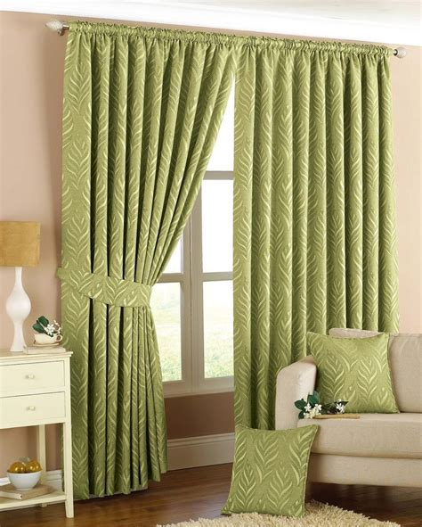 curtain green best 25 green pencil pleat curtains ideas on pinterest