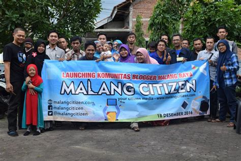 blogger malang launching komunitas blogger malang citizen malang citizen