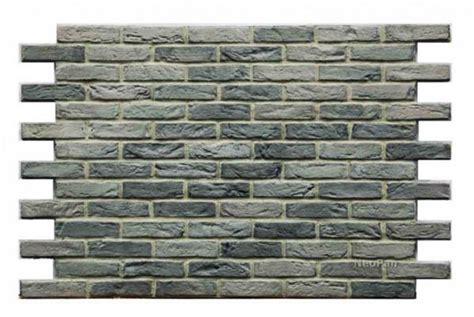 mattoni rivestimento pareti interne realizzare un muro in finti mattoni