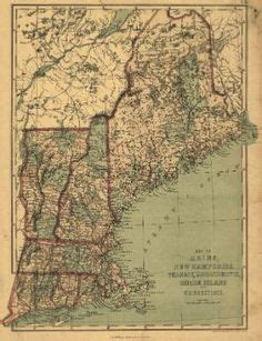 map of maine new hshire vermont massachusetts rhode island and connecticut world 1000 images about connecticut on massachusetts rhode island and maps