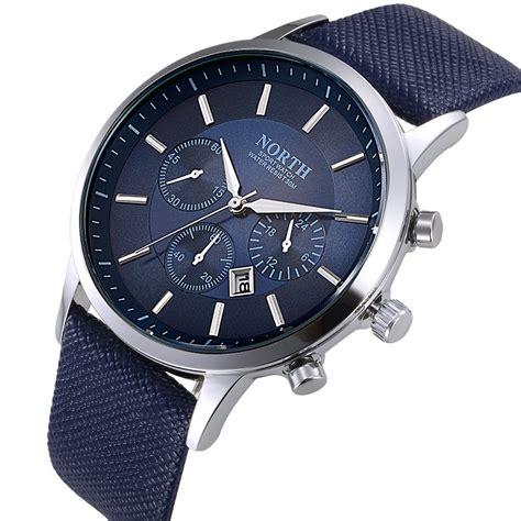 2016 luxury brand quartz watches genuine leather