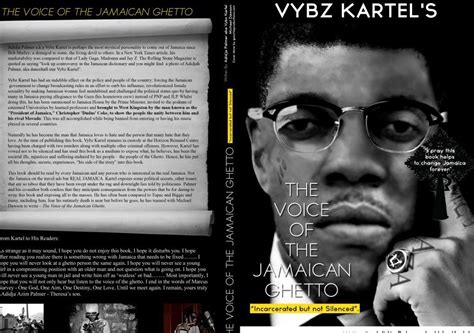 book by vybz kartel should vybz kartel s book be taught in jamaican schools