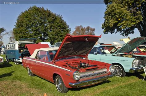 1964 dodge dart value auction results and data for 1964 dodge dart conceptcarz