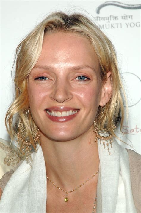 Uma Thurman, Before and After   Beautyeditor
