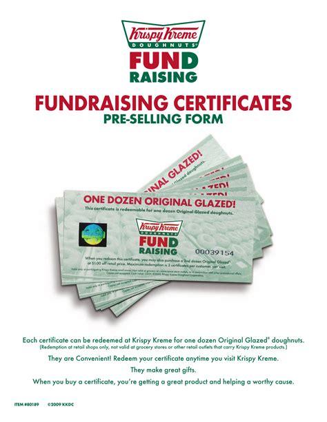 printable krispy kreme order forms download krispy kreme fundraiser pre order form pdf