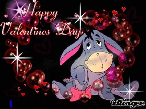 valentines eeyore happy s day eeyore picture 128112110 blingee