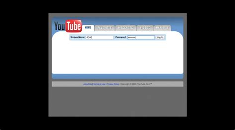youtube layout evolution die evolution von youtube