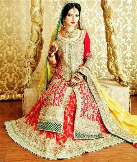 bridal dresses 2017 for beautiful pakistani girls