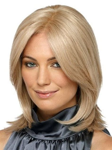 hairstyles for medium length straight hair 2014 medium length hairstyles round face