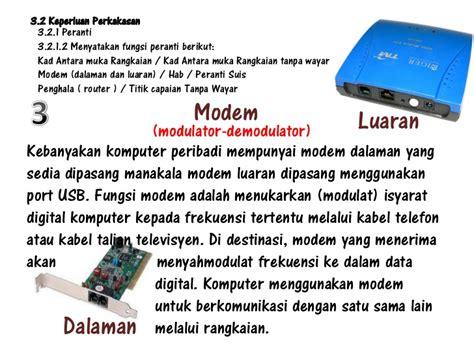 Modem Di Malaysia Bidang Pembelajaran 3 2 Tingkatan 4