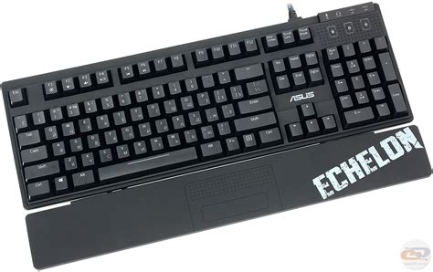 Asus Mechanical Keyboard Asus Echelon Mechanical Keyboard