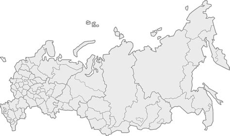 russian provinces map quiz russia map blank