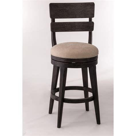 Wood Swivel Bar Stools by Hillsdale Wood Stools Upholstered Swivel Counter Stool