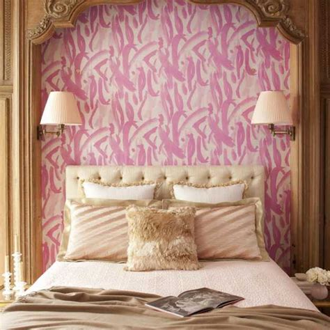 pink colour bedroom decoration romantic bedroom decor ideas in vintage style with delicate pink accents